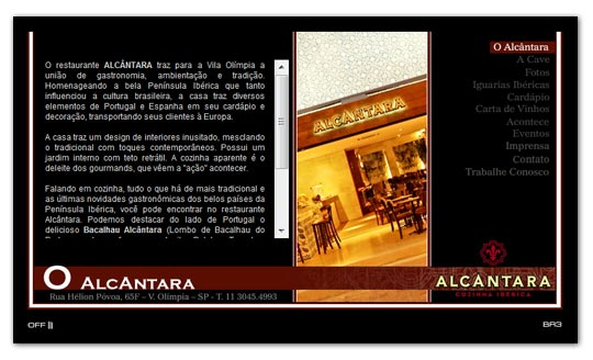 Site Alcântara Bar