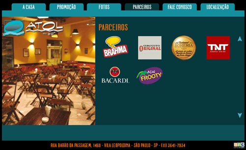 Site Atol Bar