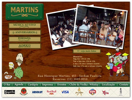 Site Bar Martins
