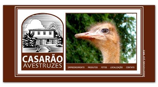 Site Casarão Avestruzes Br3 Site sites cases image