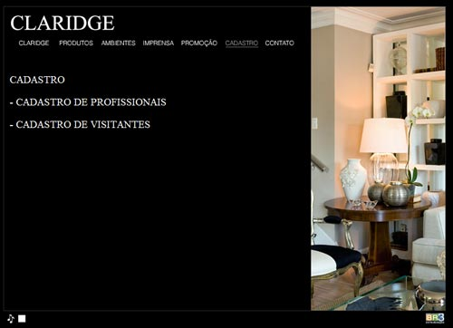Site Claridge House