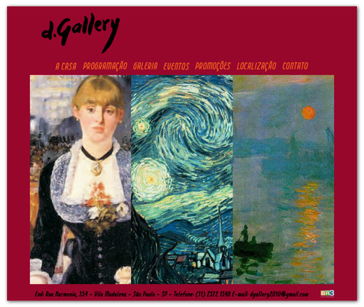 Site D´Gallery