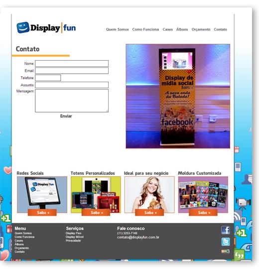 Site - Display Fun