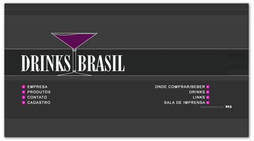 Site Drink Brasil Br3 Site sites cases image