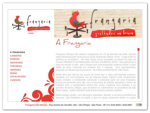 Site Frangaria