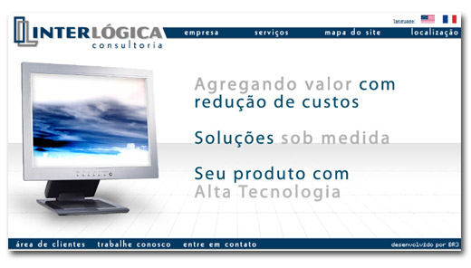Site Interlógica