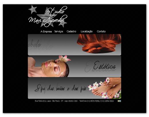 Site Studio Mari Azevedo