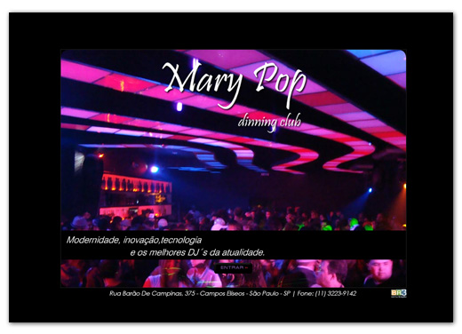 Site Mary Pop Dinning Club
