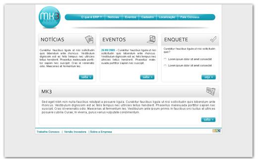 Site MK3 Brasil