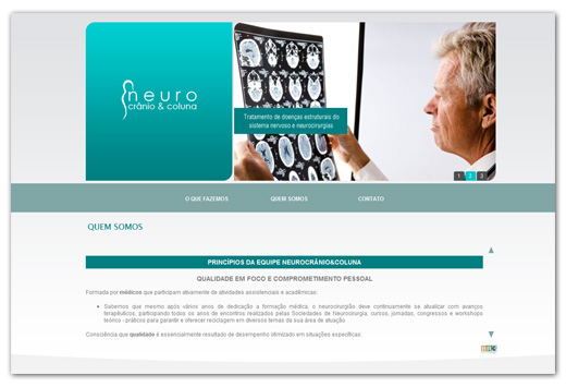 Site Neuro Crânio