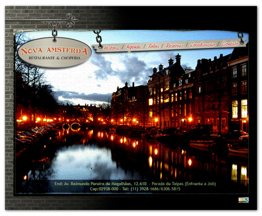 Site Nova Amsterdã Br3 Site sites cases image