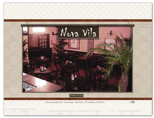 Site Nova Vila
