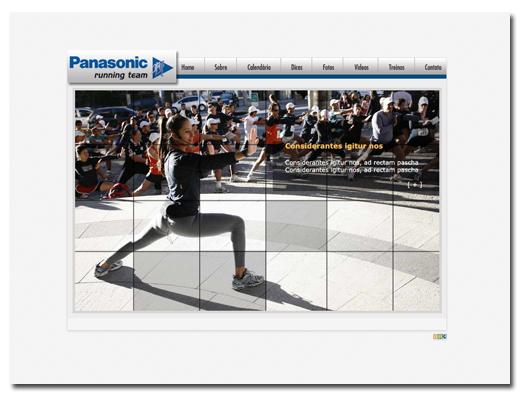 Site Panasonic