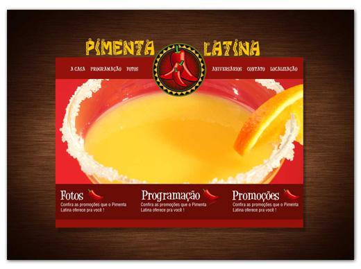 Site Pimenta Latina