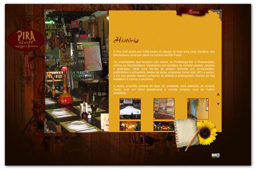 Site Pira Grill