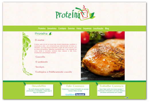 Site Proteína Natural