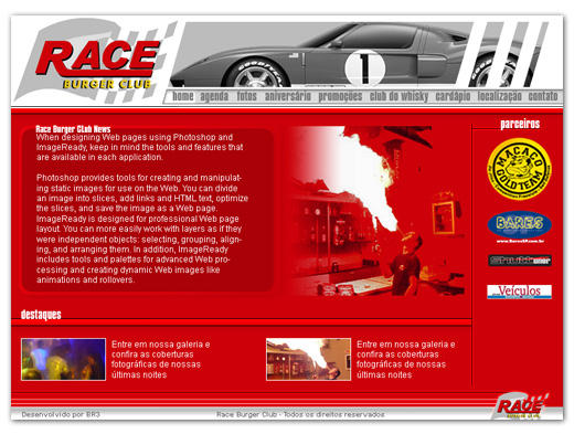 Site Race Café Br3 Site sites cases image