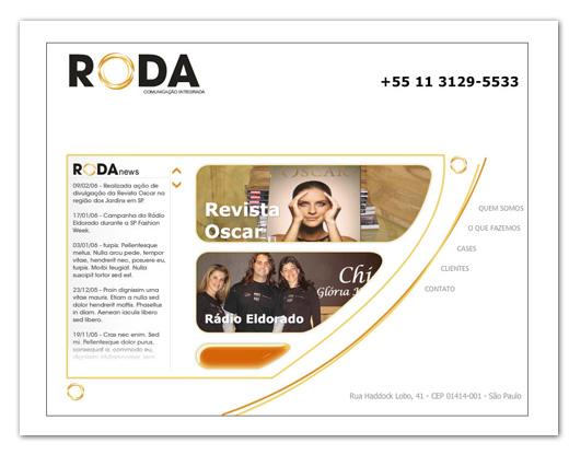 Site Roda