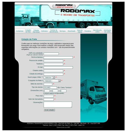 Site Rodomax