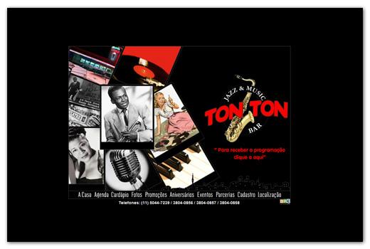 Site Ton Ton Jazz
