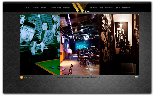 Site W Bar