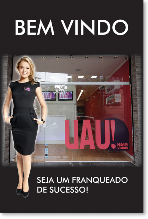 Banner Sucesso - UAU! Br3 Site sites cases image