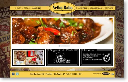 Site - Velho Rabo
