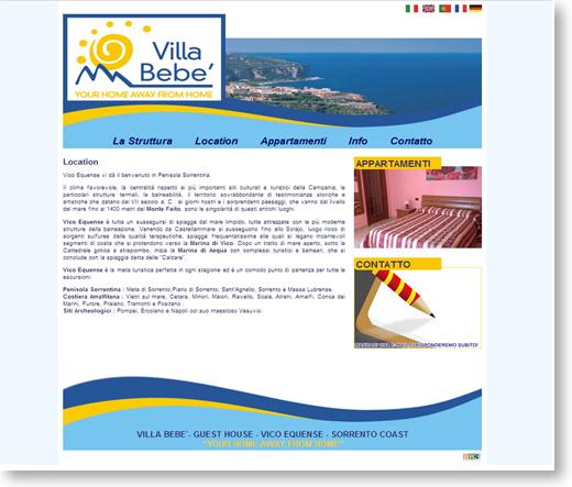 Site - Villa Bebe