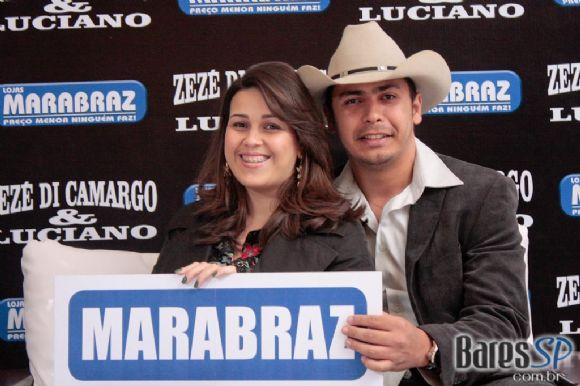 Ação Promocional Marabraz no Show de Zezé di Camargo e Luciano (2011)