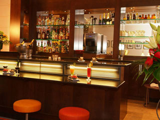 Bar em Hotel BaresSP