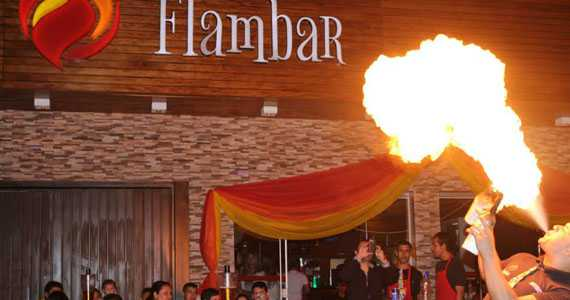 Flambar Shots Bar