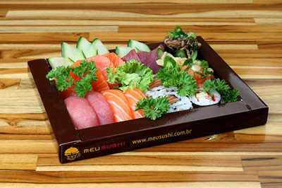 Meu Sushi - Delivery