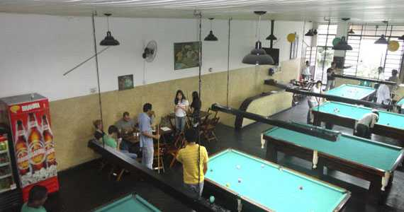 Point Snooker Bar