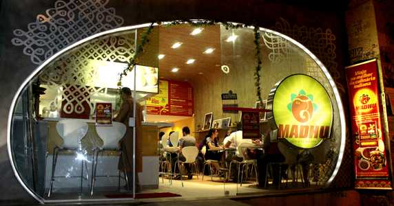 Madhu Restaurante/bares/fotos/Madhu_fachada.JPG BaresSP