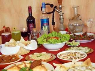 Restaurantes Árabes no Bairro Centro