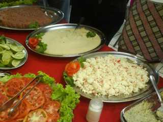 Restaurantes Árabes na Zona Leste