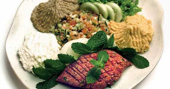 Restaurantes Árabes em Moema