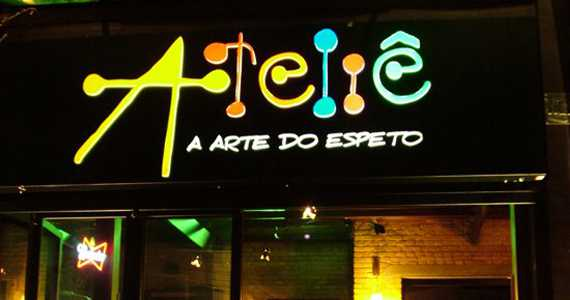 Ateliê - A Arte do Espeto