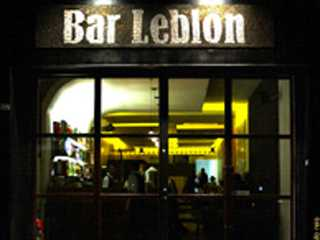 Bar Leblon