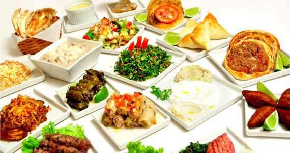 Restaurantes Árabes na Vila Olímpia