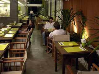 Restaurantes Naturais no Itaim Bibi