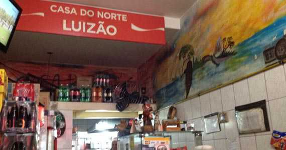Casa do Norte Luizão