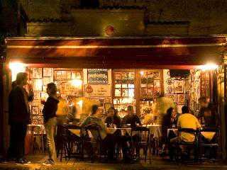 6991b09a9 Happy Hour às Quartas-Feiras é no São Cristóvão, na Vila Madalena, com  chopp Brahma.
