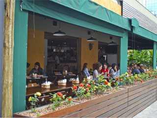 Restaurantes Naturais na Vila Olímpia
