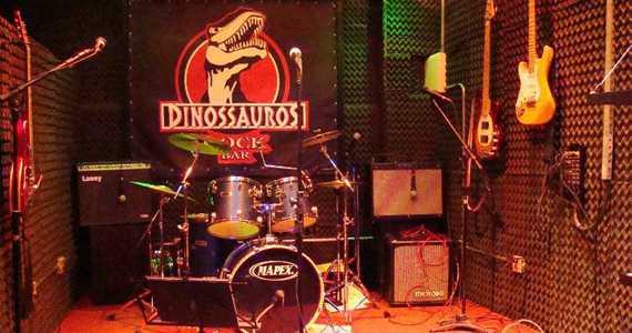 Dinossauros Rock Bar BaresSP 570x300 imagem