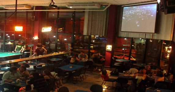 Avenida Pompeia Vila Pompéia Dona Mathilde Snooker Bar e Betting Point BaresSP