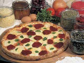 Pizzarias em Santo Amaro