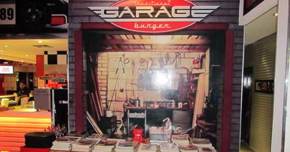 Garage Burger - Tatuapé