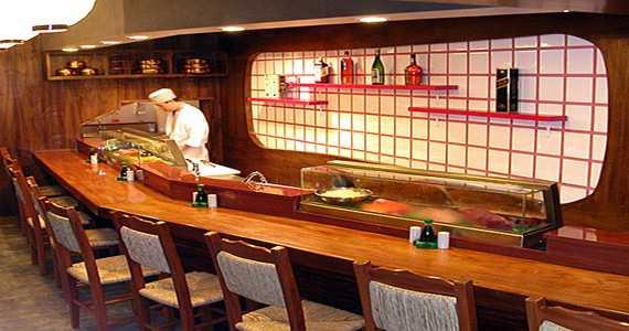 Restaurantes Japoneses na Alameda Jaú