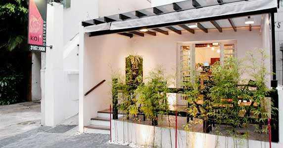 Restaurantes Japoneses no Jardim Europa